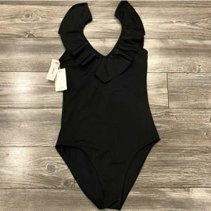 NWT Wilfred One Piece Bathing Suit